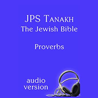 The Book Of Proverbs Audio