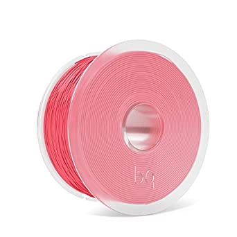 BQ F000160 - Filamento PLA de diámetro 1.75 mm, 1 kg, Color Coral