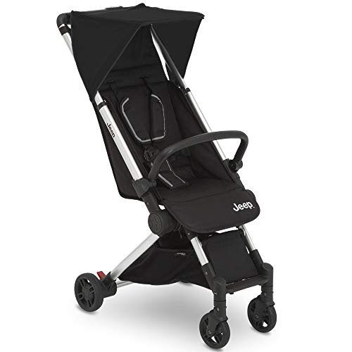 Jeep Arrow Travel Stroller by Delta Children, Black