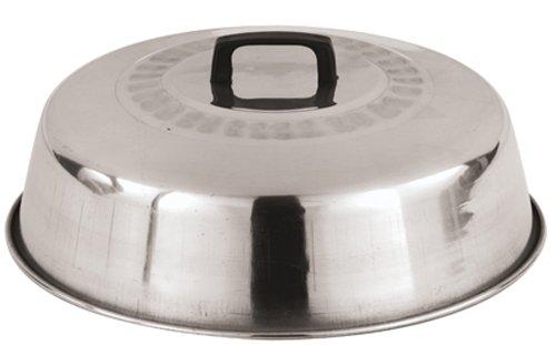 Paderno World Cuisine 12-1/2-Inch Aluminum Wok Lid