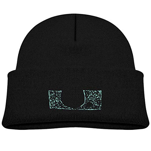 Kids Knitted Beanies Hat Oh Snap Camera I Shoot People Winter Hat Knitted Skull Cap for Boys Girls Black