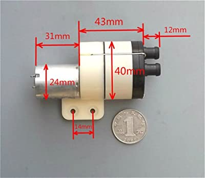 Best Cheap Deal for Dc12v Small Dc Self-priming Diaphragm Pump Water/air Pump from china - Free 2 Day Shipping Available