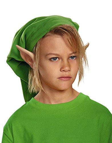 Link Hylian Child Ears Costume