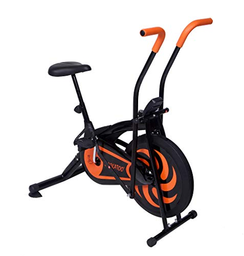 Cockatoo Imported AB-01 Multi-Function Exercise Bike, Air Bike