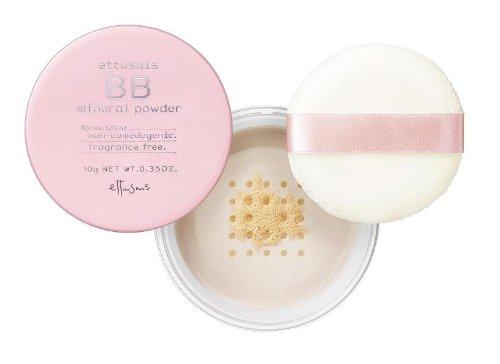 Ettusais BB Mineral Powder for Medium Skin Tones, Natural Beige, 1 Ounce