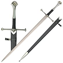 Medieval Sword with Scabbard
