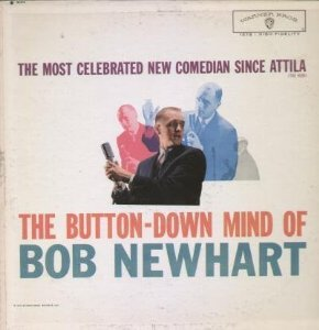 Button Down Mind Of Bob Newhart (The Button Down Mind Of Bob Newhart)
