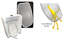 Impact Products Large Urinal Hygiene Screen 801601 (6/box)