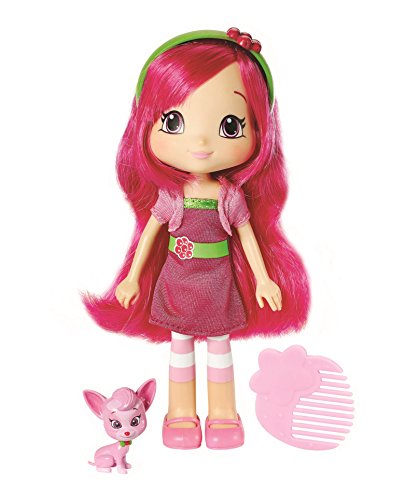The Bridge Direct Strawberry Shortcake Berry Best Friend Raspberry Torte With Chiffon Fashion Doll, 6-Inch