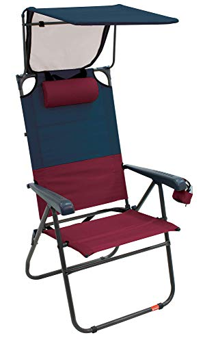 Rio Gear Hi Boy 17 Quot Extended Seat Height Folding Aluminum