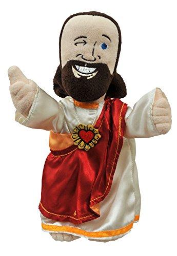DIAMOND SELECT TOYS View Askew Buddy Christ Plush Doll