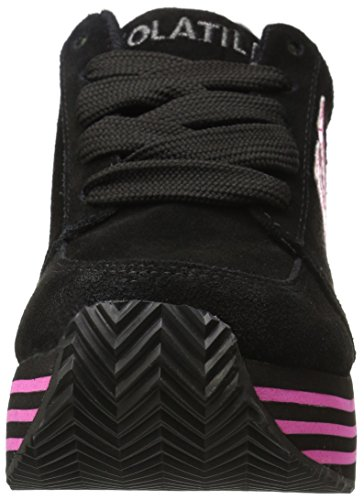 Black Fuchsia Elevation Sneaker Women's Wedge Volatile Platform wXvU4qq