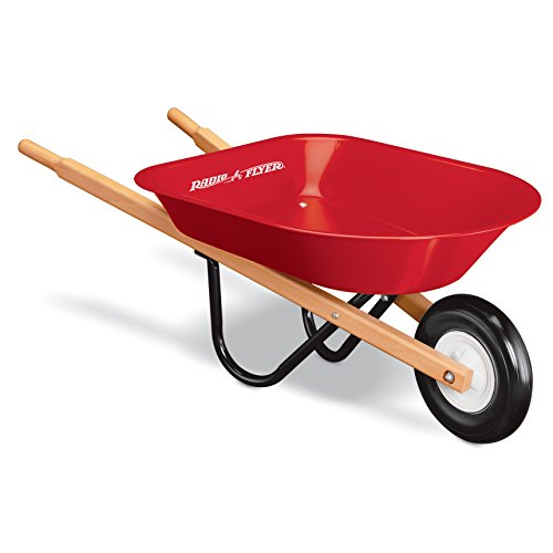 Radio Flyer Kid's Wheelbarrow Only $25.88
