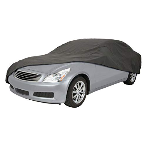 Lexus Es300 Car Cover - Classic Accessories OverDrive PolyPro 3 Heavy Duty Full Size Sedan Car Cover