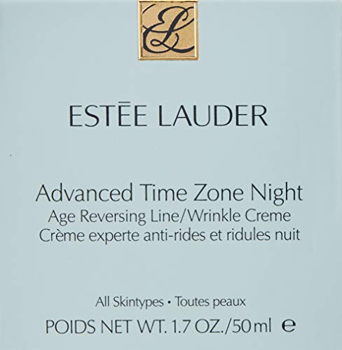 Estee Lauder Advanced Time Zone Night Age Reversing Line/Wrinkle Creme, 1.7 Ounce by Estee Lauder (Image #3)