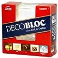 Quality Glass Block 8 x 8 DecoBloc Decora Glass Block