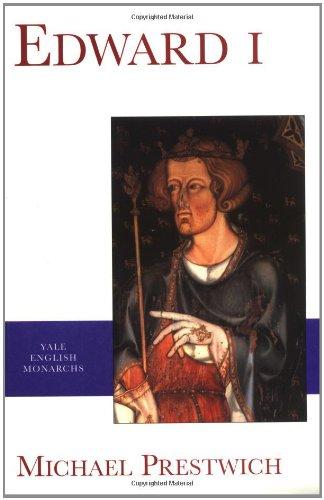 Edward I (The English Monarchs Series)