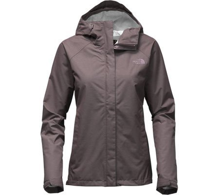The North Face Venture Jacket - Women's Rabbit Grey Heather Medium