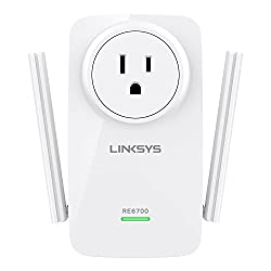 Linksys AC1200 Amplify Dual Band High-Power Wi-Fi Range Extender (Certified Refurbished)