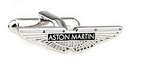 Emerald Cufflinks (Aston Martin Cufflinks Aston Martin Accessory Gift Boxed(wedding cufflinks,jewelry for men,gift for groom))