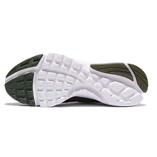 Blanc Blanc Chaussures Blanc Medium de Fly Presto Olive Homme Gymnastique NIKE Vert 86RxO7qwq