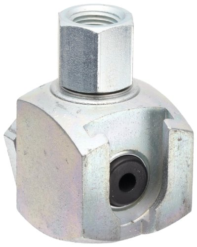 Alemite 42030-A Button Head Coupler, Standard Pull-On Type, For Use with Standard or Giant Button Head Fittings, 1/8