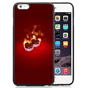 New Fashionable Designed For iPhone 6 Plus 5.5 Inch Phone Case With Love Cup Cake Phone Case Cover