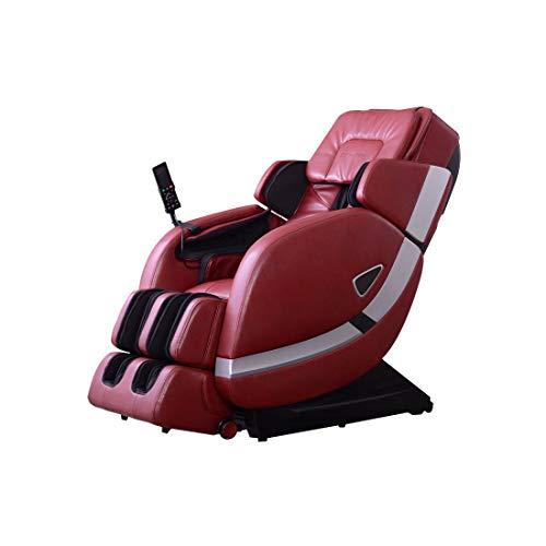 Sobo 3D Massage Chair Zero Gravity with Bluetooth Music Connect, Dedicated Foot & Calf Massage & Heat