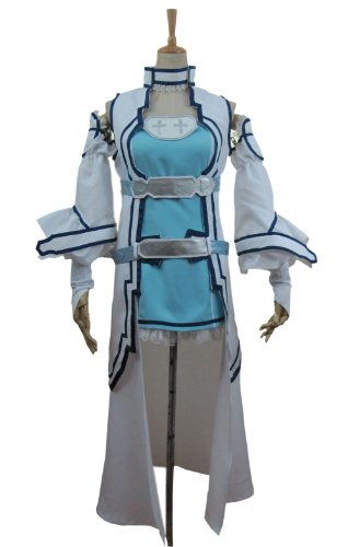 Sword Art Online ALO Dancing Fairy Asuna Cosplay Costume-made (Dance Costumes On Line)