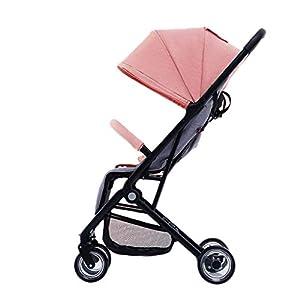 Bébé et Puériculture / Poussettes, landaus et acce Bébé panier Can Sit and Lie Down Portable Compact et Poussette Facile…