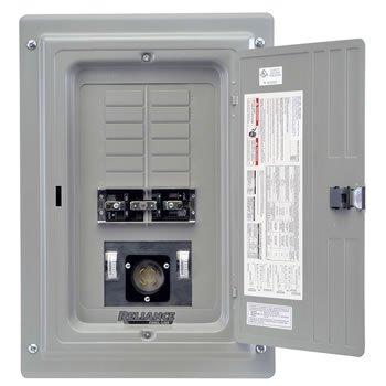 50 amp load center - 3