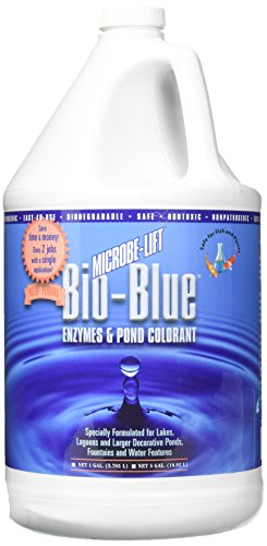 (Ecological Labs MLBBG4 1-Gallon Microbe-Lift Bio-Blue)