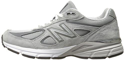 New EUR EUR Width Castlerock Frauen 5 Grey 990v4 2E 40 Balance Schuhe 7r7xwCF