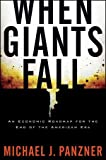 When Giants Fall, Michael J. Panzner and Panzner, 047031043X