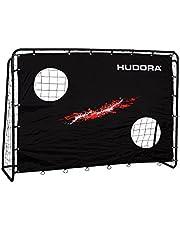 Hudora 76923 - Porta da Calcio con Parete Porta