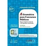 A Gramatica Para Concursos Publicos (Em Portugues do Brasil)