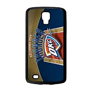 Oklahoma City Thunder Logo Theme Case for Samsung Galaxy S4 Active i9295-by Allthingsbasketball