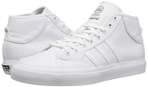 8 Media Adidas White Skate Bianco Matchcourt bianco Shoes Bianco TfqA0