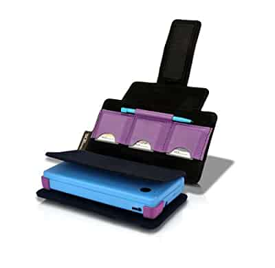 Ds Fashion Folio Elegant Pink Nintendo Ds Video Games