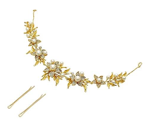 Vogue Hair Accessories Special Bridal Fancy Hair Accessories Headpiece Headband Hairband Hair Clip Wedding Tiara