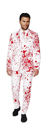 Dexter Halloween Costumes (Bloody Harry - EU50 / UK40 / US40)