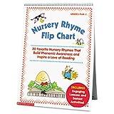 ** Nursery Rhyme Flip Chart, Grades PreK-1, 20 Pages **