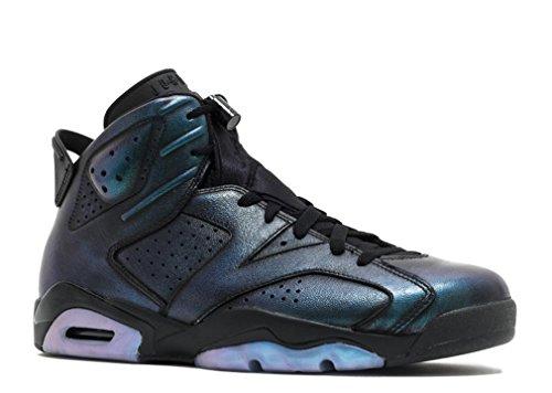 Jordan 6 Retro As Mens Style: 907961-015 BLACK/CHAMELEON Size: 7.5