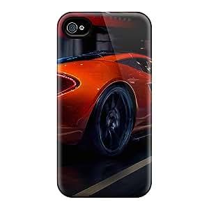 Fashion AwvuFxs8323jQHDB Case Cover For Iphone 4/4s(mclaren P1)