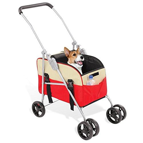 3 In 1 Pet Stroller - 7