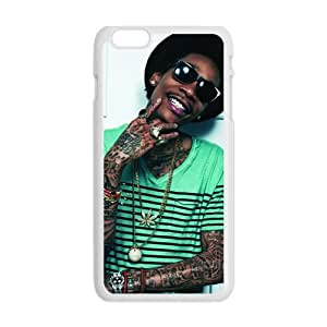 QQQO wiz khalifa Phone Case for Iphone 6 Plus hjbrhga1544