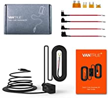 Vantrue 10ft Mini USB 12V-24V to 5V Dash Cam Hardwire Kit with Mini//ACS//ATO//Micro2 Add a Circuit Fuse Holders Low Voltage Protection for Vantrue N2 Pro//N2//X3//T2//N1 Pro//X1 and other Mini USB Dash Cams