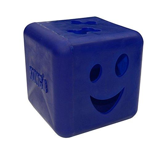 KONG Pawzzles Cube Dog Toy, Large (Cube Dog Toy)