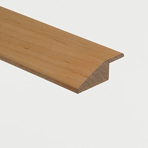 Maple Natural 3/8 in. Thick x 1-3/4 in. Wide x 94 in. Length Hardwood Multi-Purpose Reducer (Multi Purpose Reducer)
