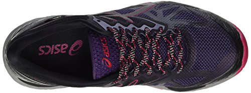 Mysterioso Gel Pink Fujitrabuco TX Femme de Purple Chaussures Gymnastique Cosmo Multicolore Black Asics 6 G PqUP6d